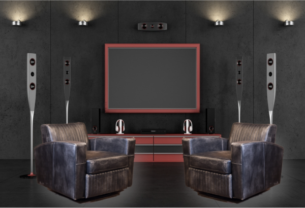 rebel leather chair cinema