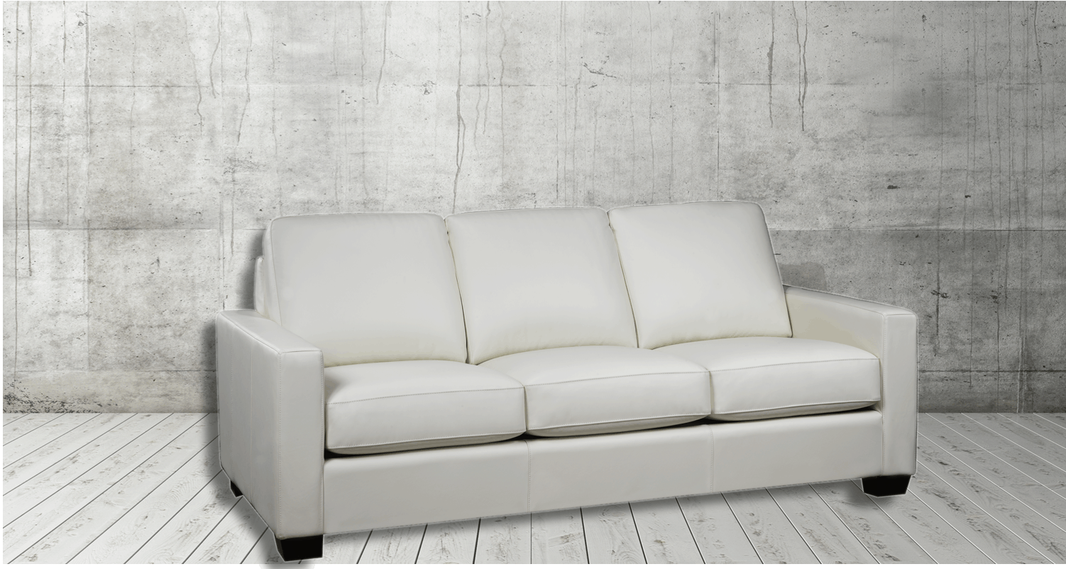 mayfair leather sofa
