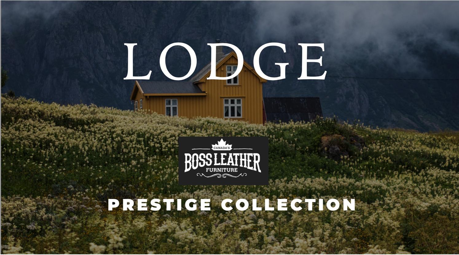 lodge series leather