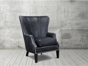 prince henry leather chair
