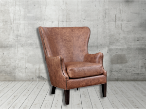 Prince Arthur leather chair