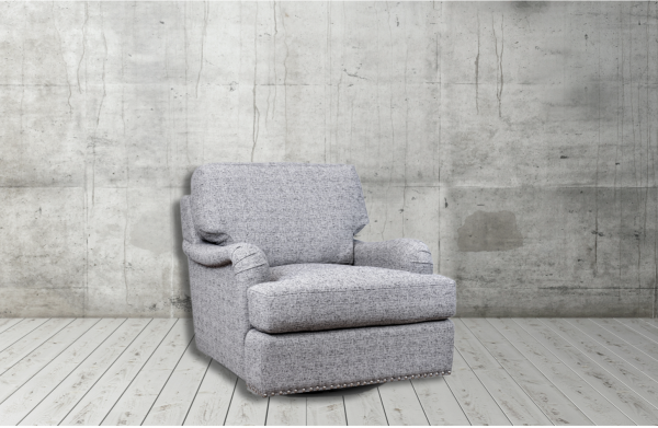 old english swivel chair
