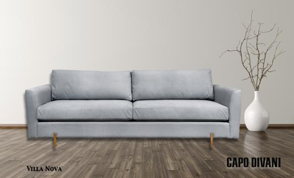 villa nova fabric sofa