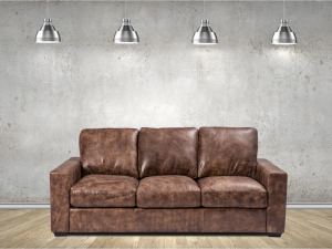 ford leather sofas