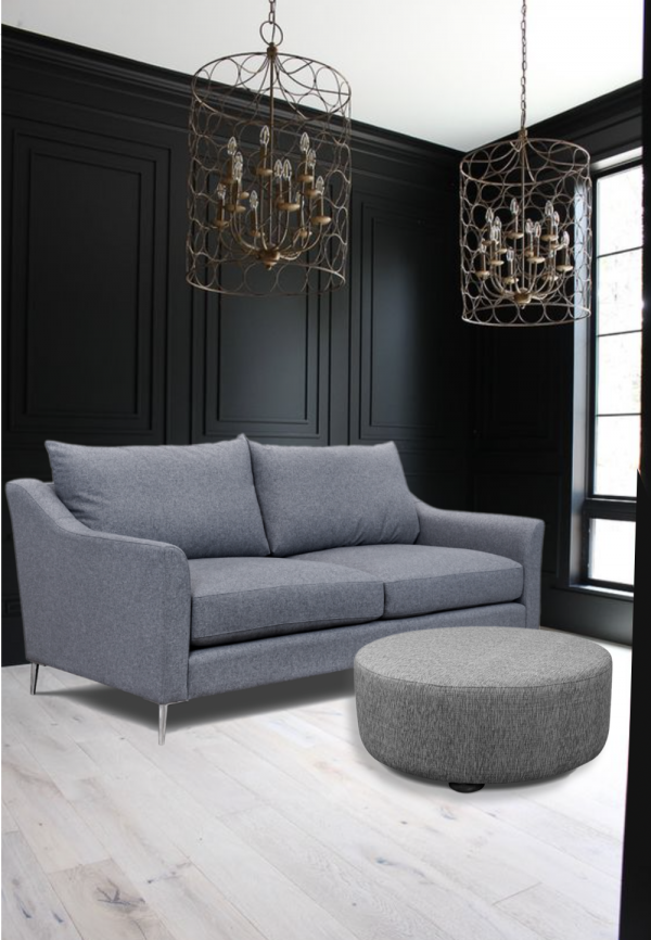 max fabric sofa