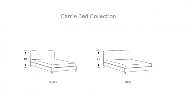 carrie bed