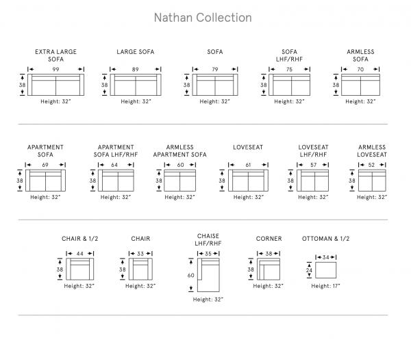 nathan leather sofas
