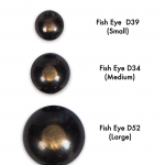 Fish eye studs