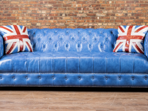 Royal Britanica tufted sofa
