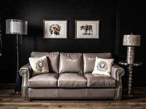 duchess of york leather sofas