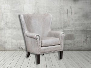 the Vineyard leather chair