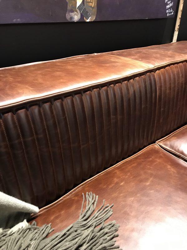 vezina leather sofas